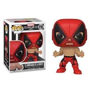Funko POP Marvel: Luchadores - Deadpool [HRAČKA]